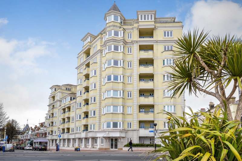 2 Bedrooms Flat for sale in Grand Parade, Eastbourne, BN21