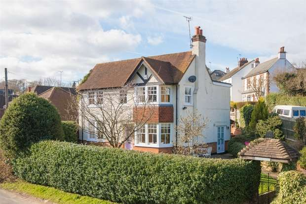 4 Bedrooms Detached House for sale in Gold Hill North, Chalfont St Peter, Buckinghamshire