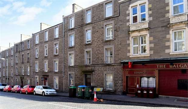 1 Bedroom Flat for sale in Rosefield Street, Dundee
