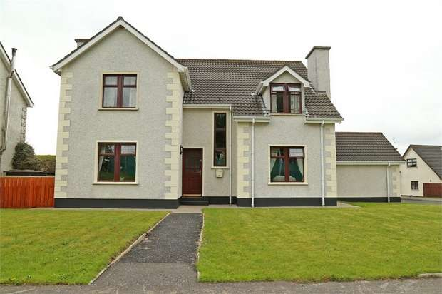 4 Bedrooms Detached House for sale in Rose Park, Limavady, County Londonderry