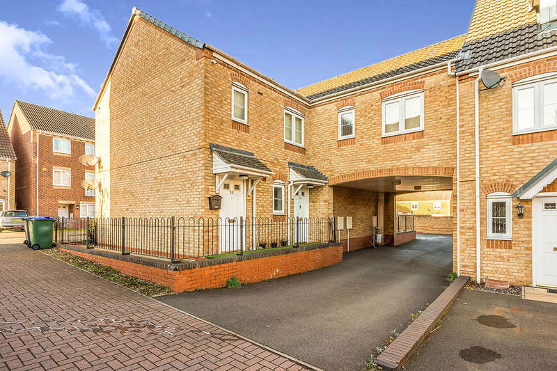 2 Bedrooms Flat for sale in Harper Grove, Tipton, DY4