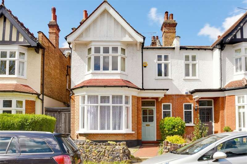 5 Bedrooms Terraced House for sale in Midhurst Avenue, Fortis Green, London