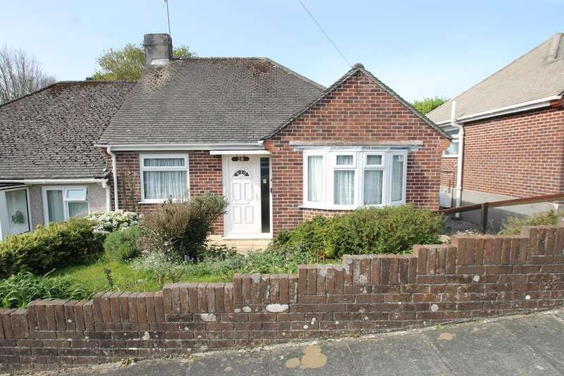 2 Bedrooms Semi Detached Bungalow for sale in Plympton