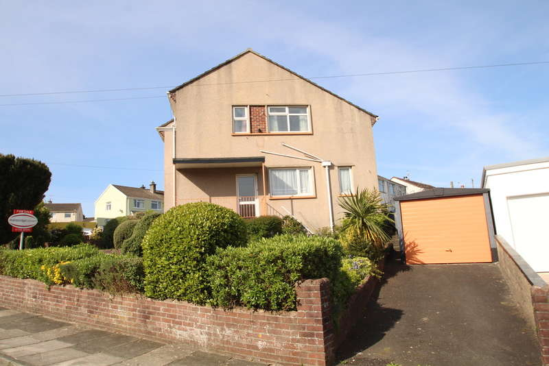 3 Bedrooms Semi Detached House for sale in Manadon, Plymouth