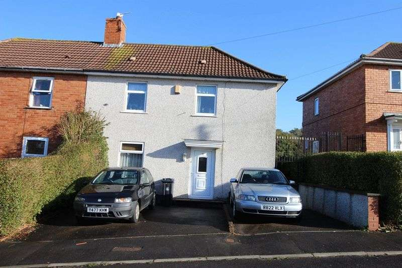 3 Bedrooms Semi Detached House for sale in Ventnor Road, Bristol