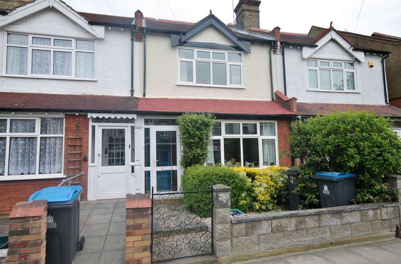 3 Bedrooms Terraced House for sale in Blagdon Road, New Malden