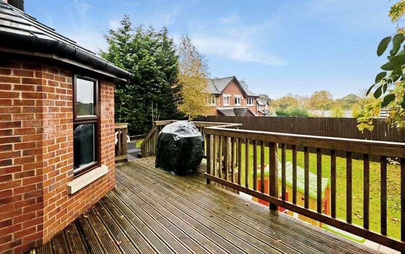 5 Bedrooms Detached House for sale in Bridgefield Mews, Bridgefield Drive, Bury, BL9 7UE