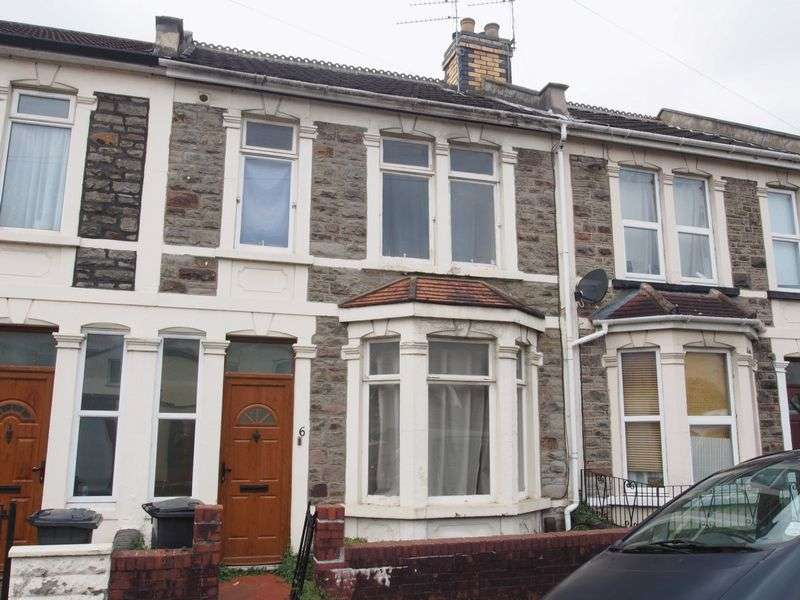 3 Bedrooms Terraced House for sale in Redfield, Bristol