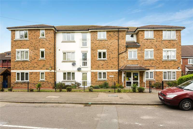 1 Bedroom Retirement Property for sale in Moat View Court, Bushey, Hertfordshire, WD23