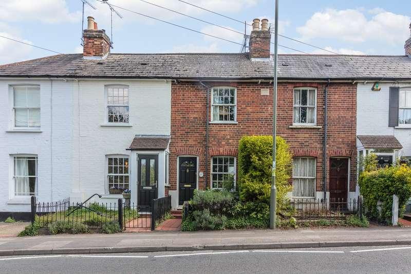 2 Bedrooms Terraced House for sale in Weybridge