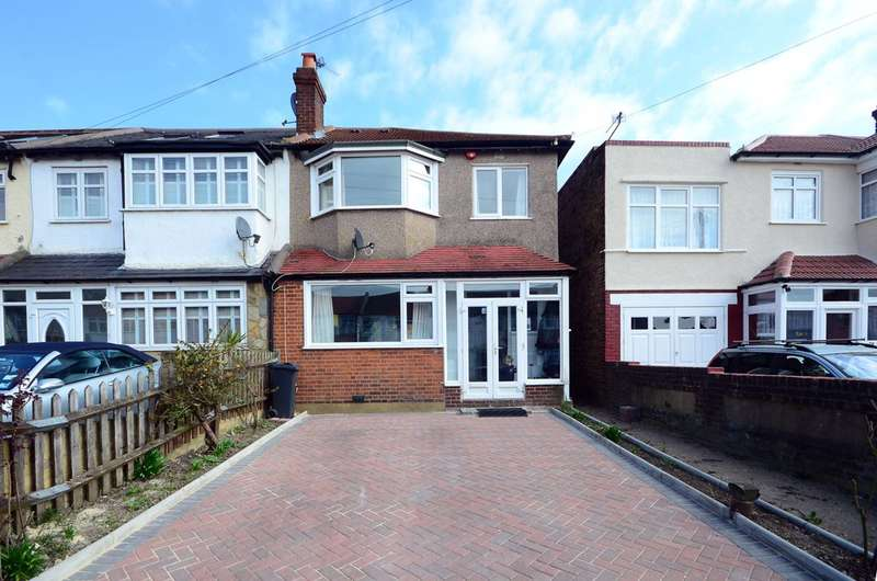 3 Bedrooms House for sale in Glenister Park Road, Streatham Vale, SW16