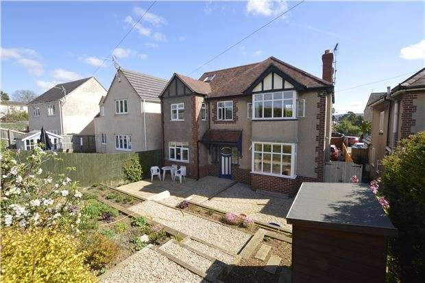 6 Bedrooms Detached House for sale in Cashes Green Road, Stroud, Gloucestershire, GL5 4JG