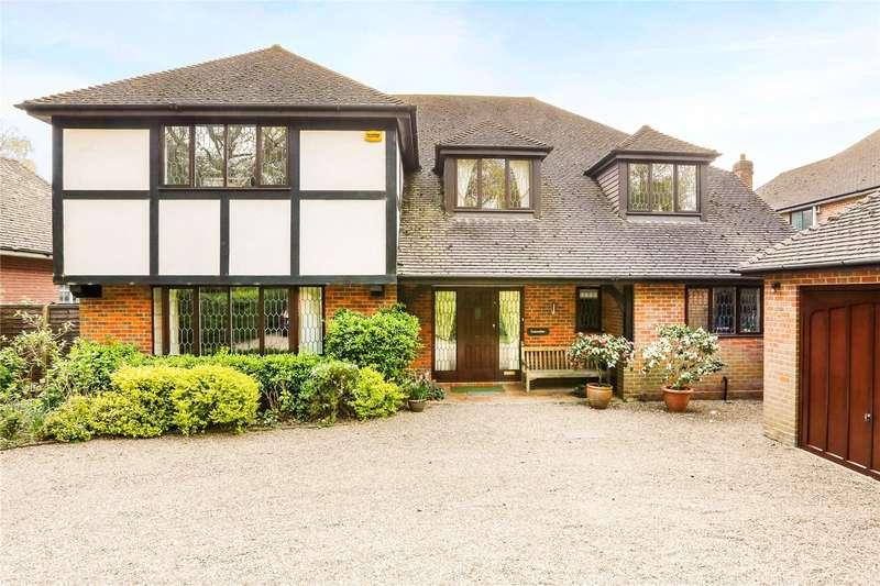 5 Bedrooms Detached House for sale in Copperkins Lane, Amersham, Buckinghamshire, HP6