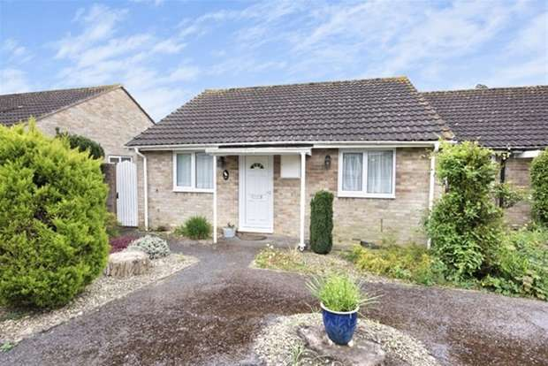 2 Bedrooms Semi Detached Bungalow for sale in East Hill, Frome