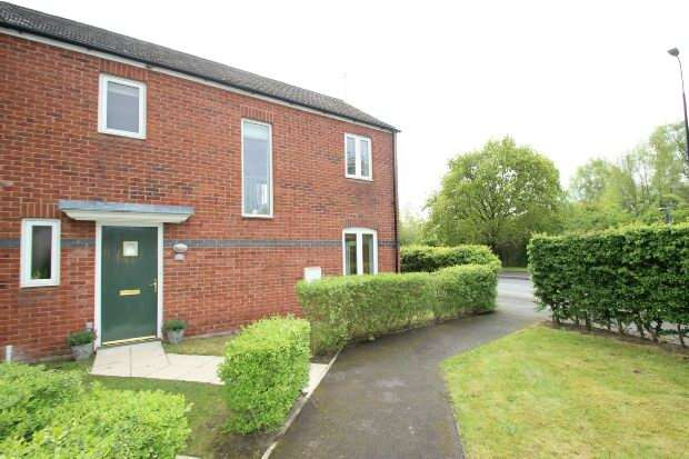 3 Bedrooms End Of Terrace House for sale in Turnbull Road, Timperley