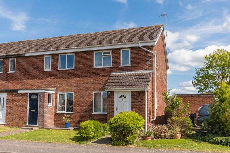 2 Bedrooms House for sale in Nobles Close, Grove