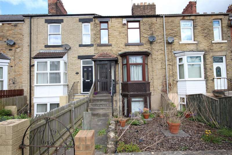 3 Bedrooms Terraced House for sale in Whitworth Terrace, Spennymoor
