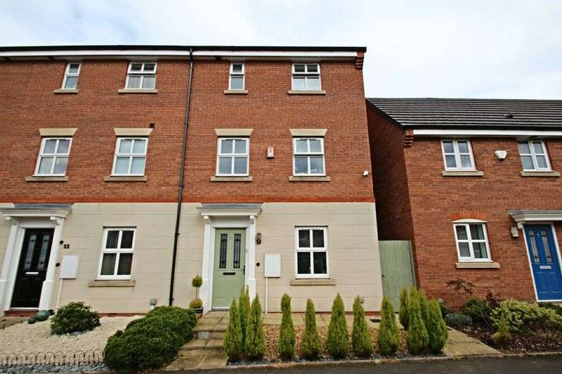 3 Bedrooms House for sale in Peacock Walk, Wolstanton