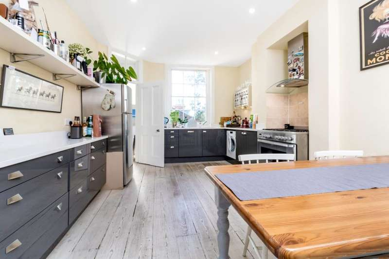 2 Bedrooms Flat for sale in Canonbury N1