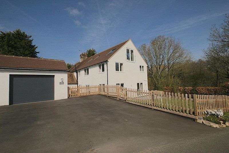 4 Bedrooms Detached House for sale in Old Mill Cottages, Hollingbourne