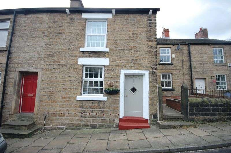 3 Bedrooms Terraced House for sale in Green Lane, Hollingworth
