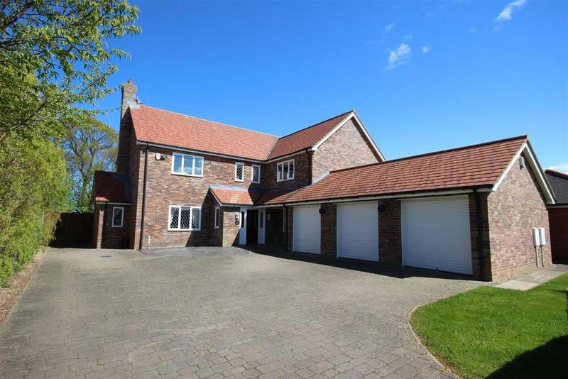 5 Bedrooms House for sale in Wellington Drive, Wynyard, Billingham