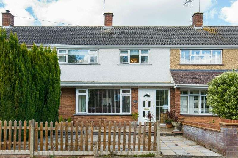 3 Bedrooms Terraced House for sale in Horsleys, Maple Cross, Rickmansworth, Hertfordshire, WD3