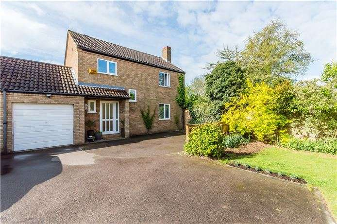 3 Bedrooms Detached House for sale in Lone Tree Avenue, Impington, Cambridge