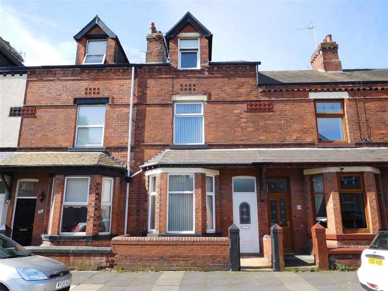 4 Bedrooms Terraced House for sale in West View Road, BARROW-IN-FURNESS