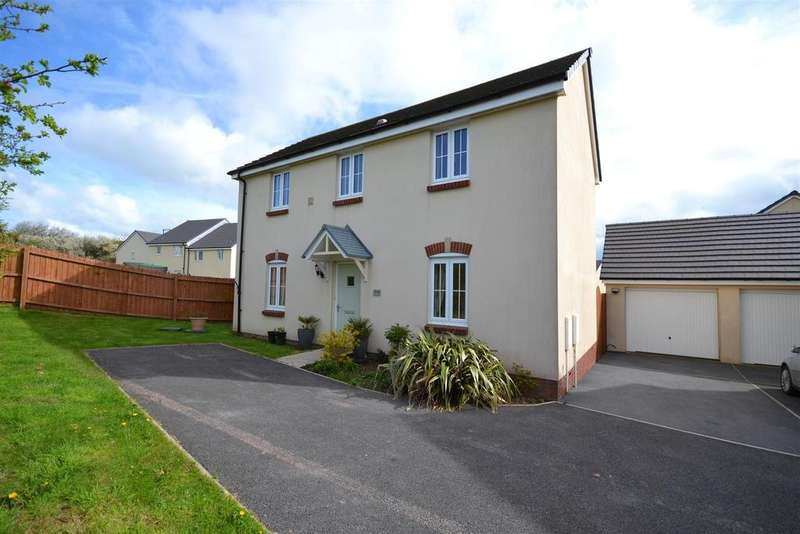 4 Bedrooms Detached House for sale in Hakin, Hubberston