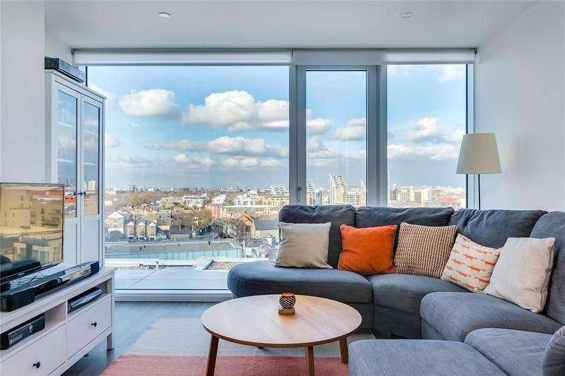 2 Bedrooms Flat for sale in Spectrum Way, Wandsworth, London
