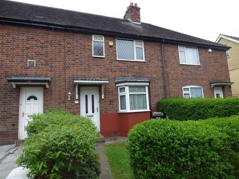 2 Bedrooms Terraced House for sale in London Road, Coventry