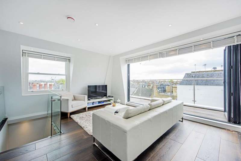 4 Bedrooms Flat for sale in Waldemar Avenue, Fulham