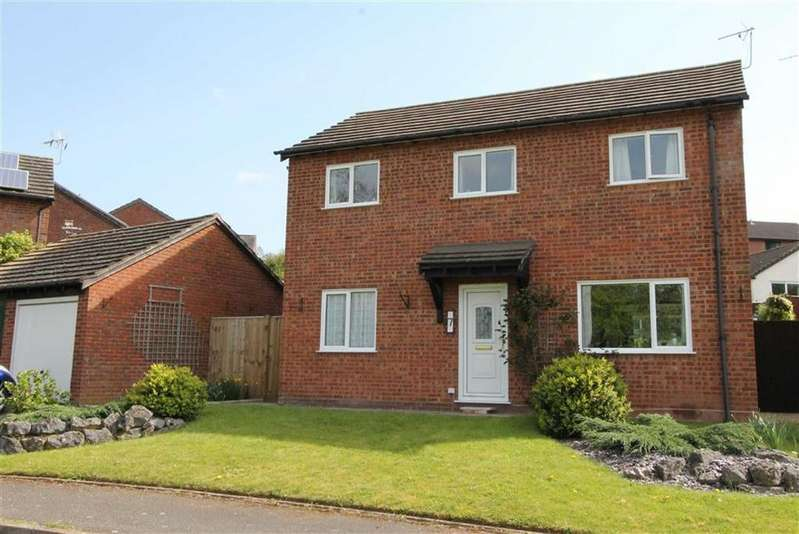 4 Bedrooms Detached House for sale in Sixth Avenue, Ross-On-Wye