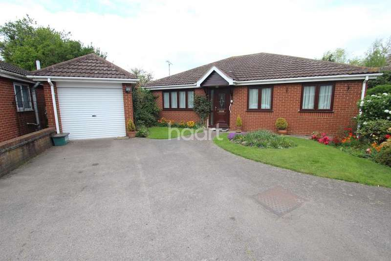 4 Bedrooms Bungalow for sale in Cornflower close, Stanway, Colchester, CO3
