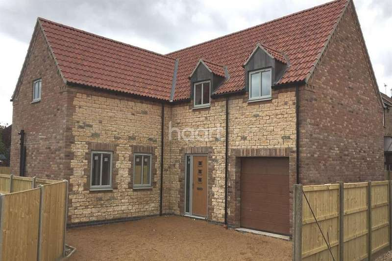 3 Bedrooms Detached House for sale in Poachers Meadow, Nettleham, Lincoln, LN2
