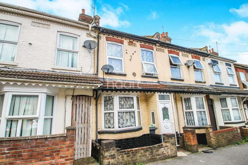 3 Bedrooms Terraced House for sale in Heart Of Bury Park