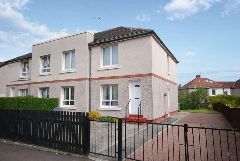 2 Bedrooms Cottage House for sale in 56 Lamberton Drive, Cardonald, Glasgow, G52 2ET