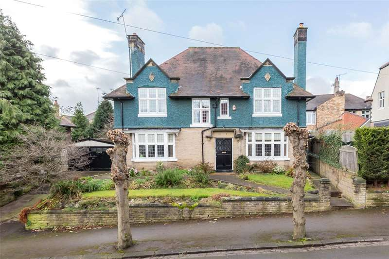 6 Bedrooms Detached House for sale in Meadow Bank Avenue, Nether Edge, Sheffield, S7