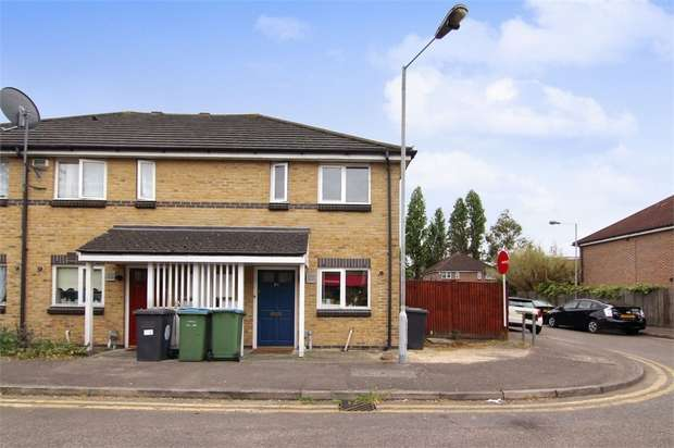 2 Bedrooms End Of Terrace House for sale in Brunel Road, Walthamstow, London