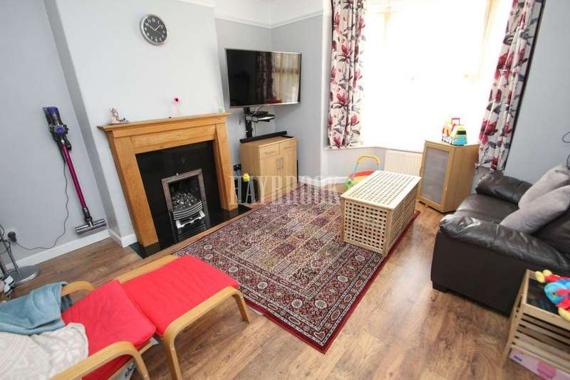 3 Bedrooms End Of Terrace House for sale in Maxwell Way, Burngreave