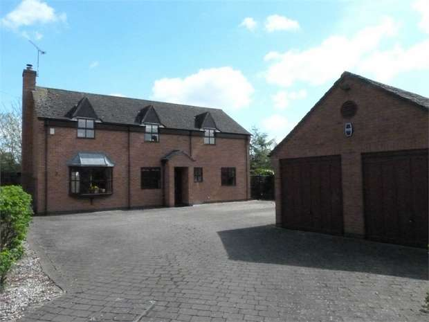 4 Bedrooms Detached House for sale in Swinford