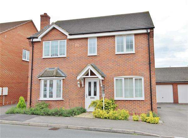 4 Bedrooms Detached House for sale in Bolsover Road, Grantham