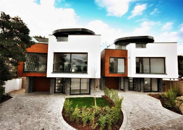 4 Bedrooms Detached House for sale in Panorama Road, Sandbanks, Poole, Dorset