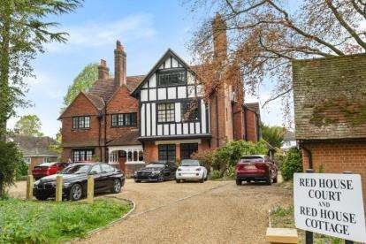 1 Bedroom Flat for sale in Red House Court, 5 Hawthorne Road, Bromley