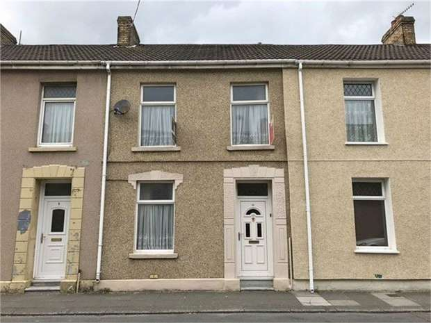 3 Bedrooms Terraced House for sale in Andrew Street, Llanelli, Carmarthenshire