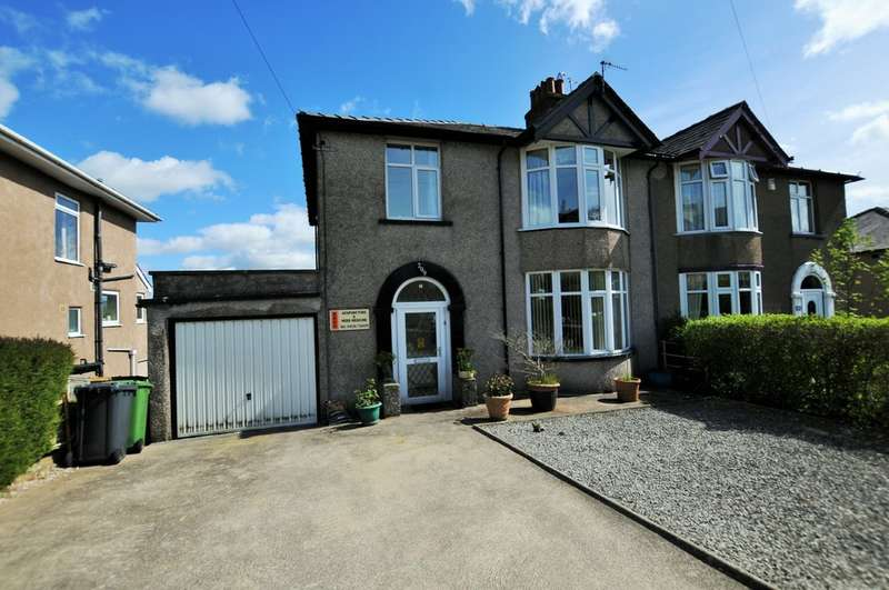 3 Bedrooms Semi Detached House for sale in Windermere Road, Kendal