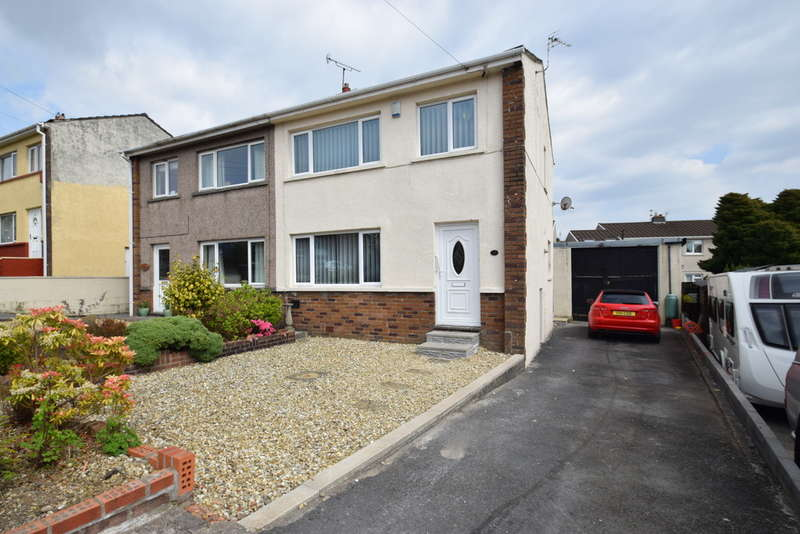3 Bedrooms Semi Detached House for sale in 23 Caer Efail, Pencoed, Bridgend, Bridgend County Borough, CF35 6RW