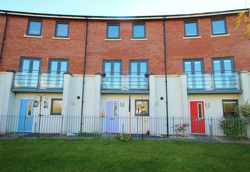 4 Bedrooms Terraced House for sale in Guillemot Road, Portishead