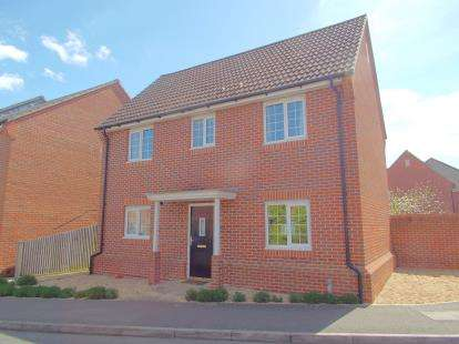 4 Bedrooms Detached House for sale in North Baddesley, Southampton, Hampshire